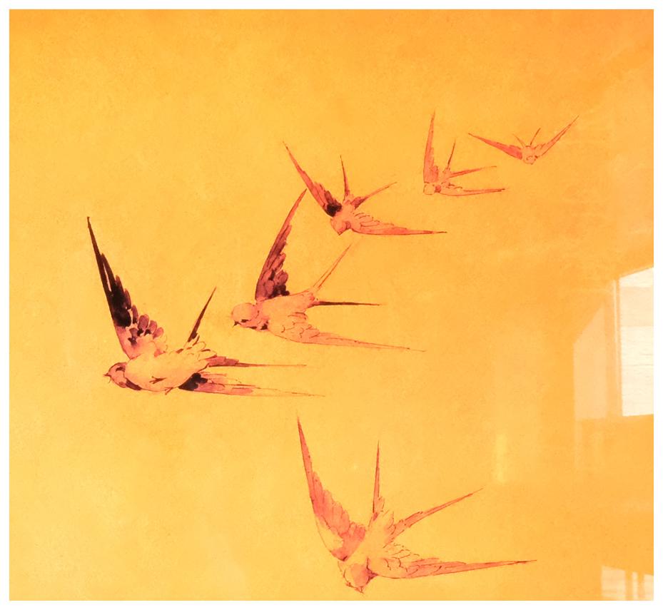 René Lalique - Zeichnung