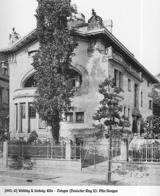 Villa Bestgen Köln